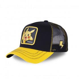 Capslab - Casquette Pokemon - Pikachu