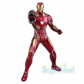 Sega Prize Figurine Marvel - Avengers Endgame - Iron Man Mark 50 1/10 LPM - 20cm