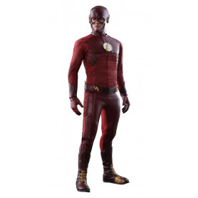 Hot Toys - The Flash Tv Serie - 1/6 - Barry Allen The Flash