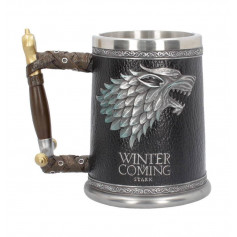 Nemesis Now - Choppe - Mug - Game of Thrones - Winter is coming - 14cm