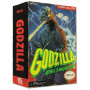 Neca Godzilla - Video Game NES Appearance - 1988 - 15cm