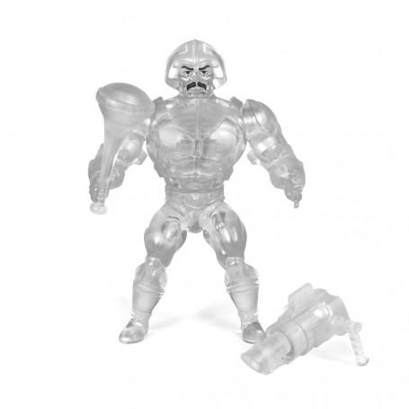 Masters of the Universe - Les Maîtres de l'Univers - Vintage Collection figurine Maitre d'Arme - Crystal Man-At-Arms 14 cm