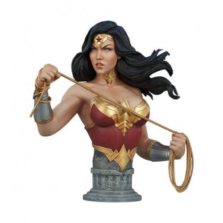 Sideshow - DC Comics - buste Wonder Woman - 24cm