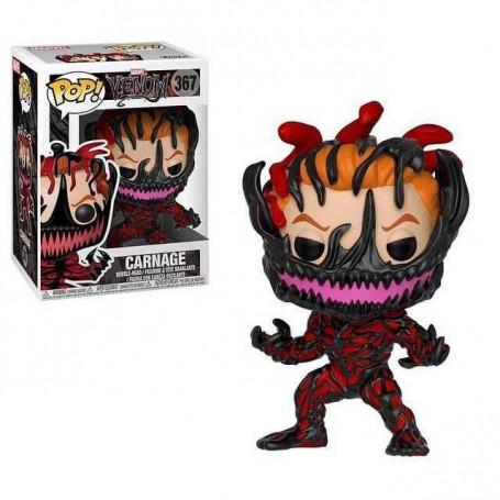 Funko POP! 367 - Marvel - Venomized Carnage - 9cm