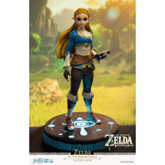 First for Figures The Legend of Zelda figurine PVC - Zelda Breath of the Wild - Collector's Edition - 25cm