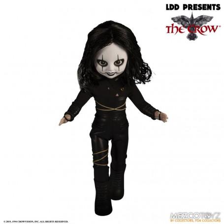 Mezco Living dead Dolls poupée - The Crow - Eric Draven - 25 cm
