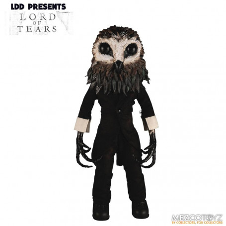 Mezco Living dead Dolls poupée - Lord of Tears - The Owlman - 25cm
