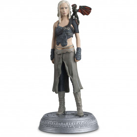 Eaglemoss - Game of Thrones figurine collection - Daenerys (Dothraki) - 10cm