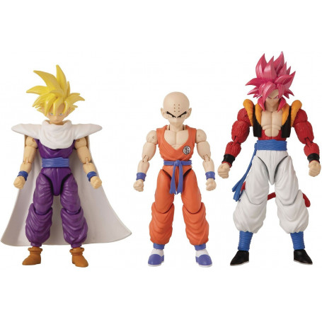 Bandai Dragon Ball Super Dragon Stars Serie 13 Set Complet