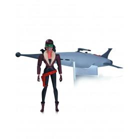 DC Collectibles - Batman Animated Serie - Roxy Rocket Deluxe - 16cm