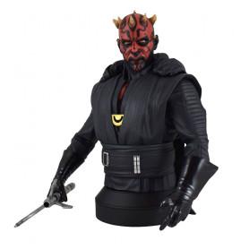 Gentle Giant - Star Wars Solo - buste 1/6 - Darth Maul Crimson Dawn - 15 cm