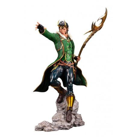 Kotobukiya - Marvel Universe ARTFX Premier - statue PVC 1/10 - Loki - 28cm