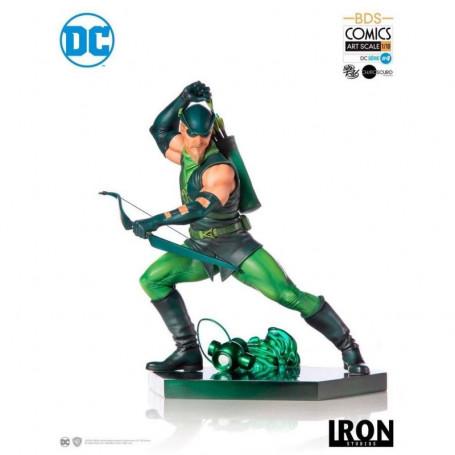 Iron Studios DC COMICS - Green Arrow - BDS Art Scale 1/10 - 18cm