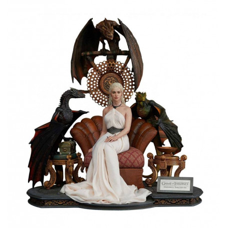 Prime 1 Studio/Blitzway - Game of Thrones statuette 1/4 Daenerys Targaryen - Mother of Dragons - 60 cm
