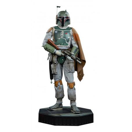 Sideshow - Star Wars statue 1/2 Legendary Scale Boba Fett - 104 cm
