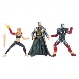 Marvel Universe plus grande bataille thor et iron man figure comic packs