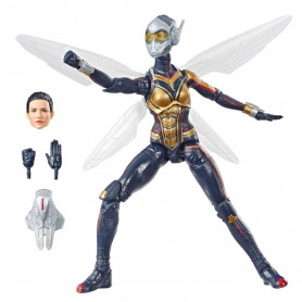 Marvel Legends Series 2019 Best Of assortiment - The Wasp - Ant-Man & the Wasp - 15 cm