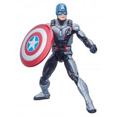 Marvel Legends Series Avengers 2019 Wave 1 - Captain America Quantic Suit Avengers : Endgame - 15 cm