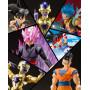 Bandai Tamashii - SDCC Event Exclusive Color Edition 2019 - Dragon Ball Super - SHF SHFiguarts - Golden Freezer - 16cm