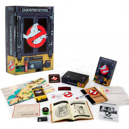 Doctor Collector - SOS Fantômes - Ghostbusters Employee Welcome Kit