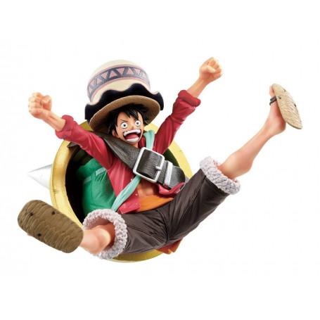 Banpresto One Piece : Stampede - Ichibansho Monkey D. Luffy - 8 cm