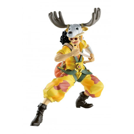 Banpresto One Piece : Stampede - Usopp - 10 cm