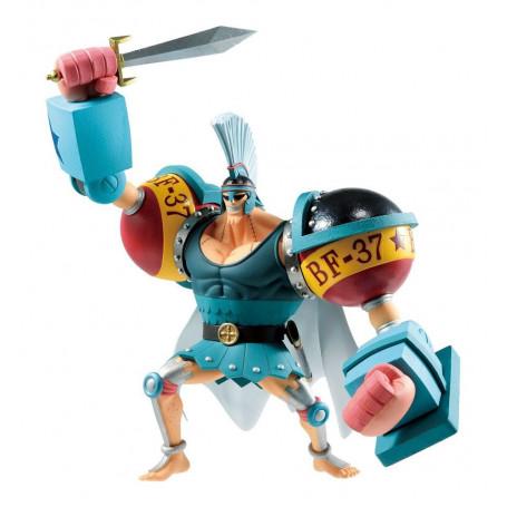 Banpresto One Piece : Stampede - Ichibansho Franky - 14 cm