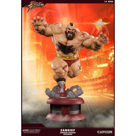 Pop Culture Shock Street Fighter Statue Zangief 1/4