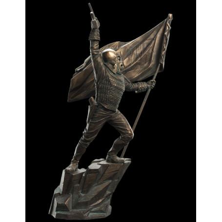 Weta La planete des Singes - statue 1/6 General Ursus Faux Bronze - 30cm