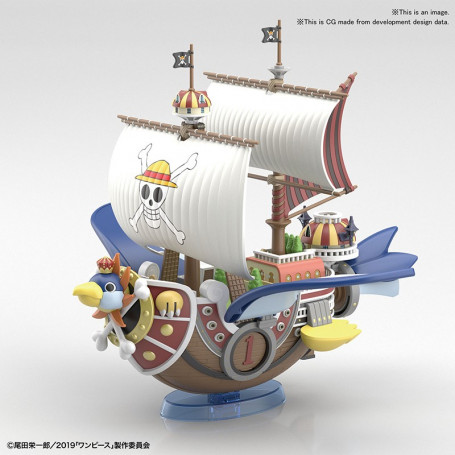 Bandai One Piece Stampede Model Kit - THOUSAND SUNNY Fly Version