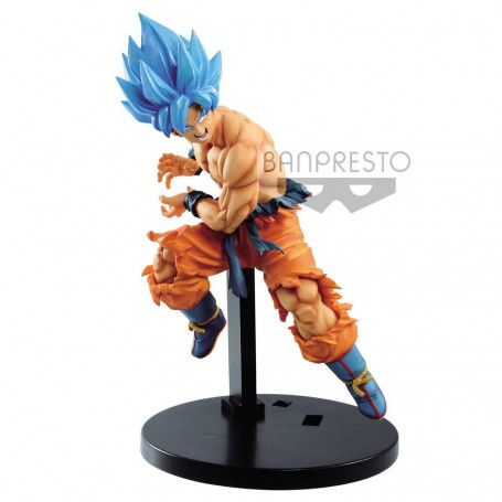 Banpresto Dragonball Super - Tag Fighters Son Goku Blue - 17 cm