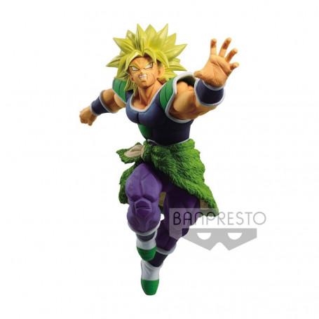 Banpresto Dragon Ball Super - Match Makers - Broly Super Saiyan - 18 cm