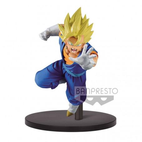 Banpresto Dragon Ball Super - CHOSENSHIRETSUDEN VEGETO SUPER SAIYAN - 15cm