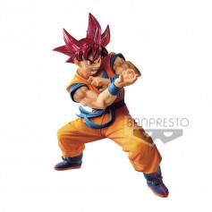 Banpresto - Dragon Ball Super SonGoku God - Blood of Saiyans - Special - 17cm