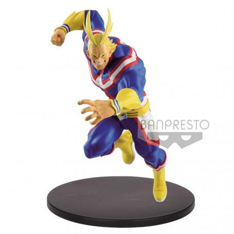 Banpresto My Hero Academia - the Amazing Heroes - All Might - 21cm