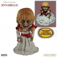 Mezco Designer Series - MDS- The Conjuring Universe - Annabelle - 15cm