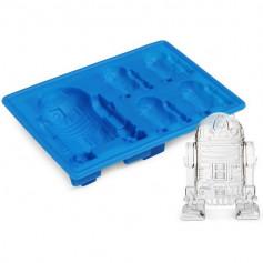Star Wars moule a glacon R2-D2