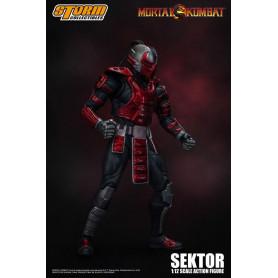 Storm Collectibles - Mortal Kombat 3 - Sektor - 1/12 - 18cm