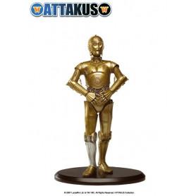 Attakus Star Wars Statue C-3PO 1/5