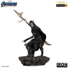 Iron Studios Marvel - Avengers Endgame - Corvus Glaive Black Order Deluxe - BDS Art Scale 1/10 - 27cm