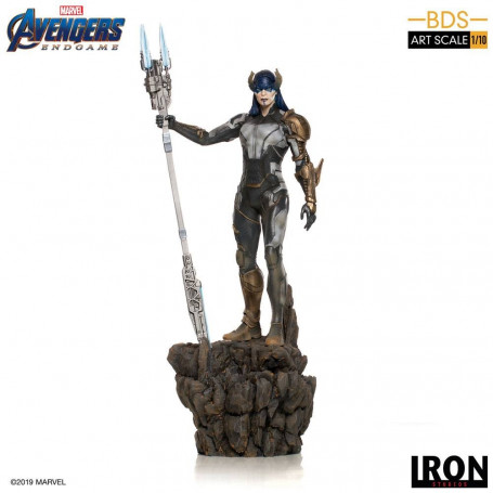 Iron Studios Marvel - Avengers Endgame - Proxima Midnight Black Order Deluxe - BDS Art Scale 1/10 - 32cm