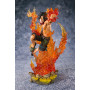 Bandai/Tamashii - SHF 0 - FIGUARTS - ONE PIECE - Portgas D.Ace Whitebeard 2nd Commander - 19cm