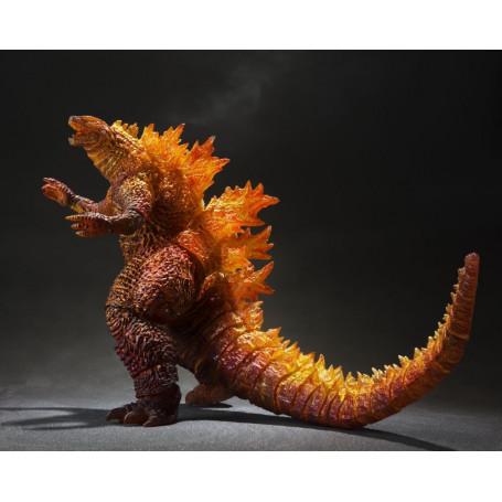 Bandai SH Monsterarts - Godzilla: King of the Monsters (2019) - Burning Godzilla - 16cm