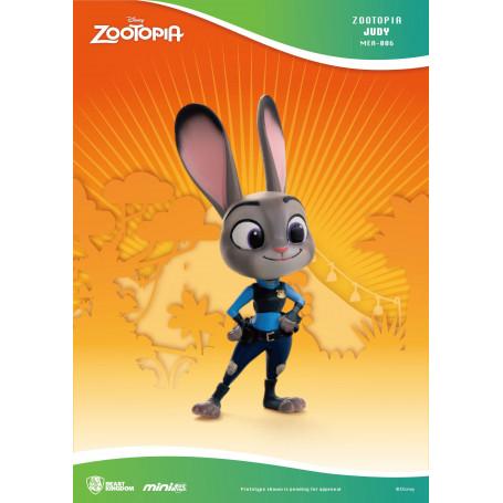 Beast Kingdom - Mini Egg Attack - Zootopia - Zootopie - Judy - 9cm