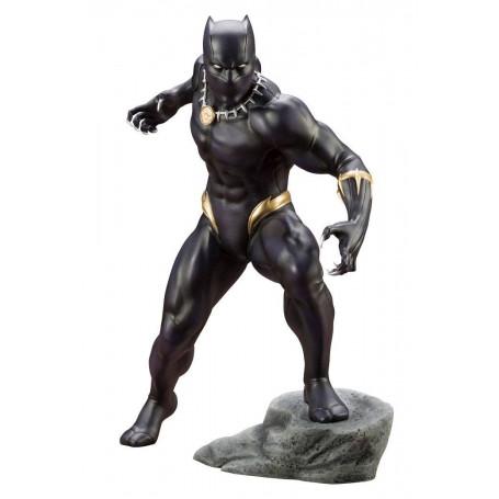 Kotobukiya - Marvel Universe ARTFX - statue PVC 1/10 - Black Panther - 17cm