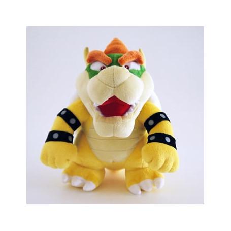 NINTENDO - Peluche Mario Bros Wii 26cm Bowser