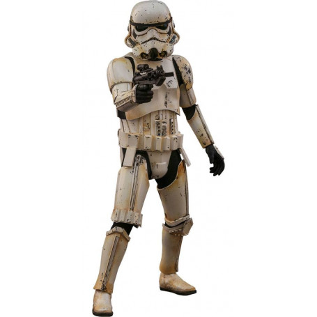 Hot Toys Movie Masterpiece Star Wars - The Mandalorian - Remnant Stormtrooper - 30 cm