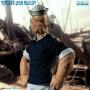 Mezco - One 12 - Popeye - Popeye & Bluto: Stormy Seas Ahead Deluxe Box Set - 14 et 18cm
