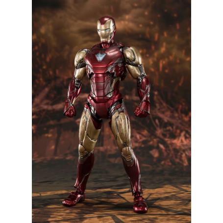 Bandai/Tamashii - Marvel Avengers: Endgame - SH Figuarts SHF - Iron Man Mark 85 - Final Battle -16cm