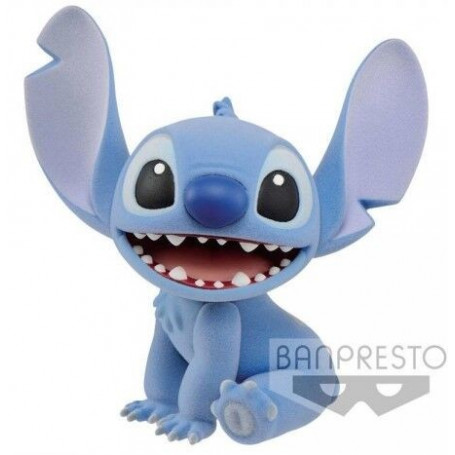 Banpresto Disney Fluffy Puffy - Lilo & Stitch - Stitch - 9cm